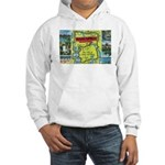 1940's City of Lakes and Parks Hooded Sweatshirt