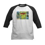 1940's City of Lakes and Parks Kids Baseball Jerse