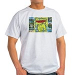1940's City of Lakes and Parks Light T-Shirt