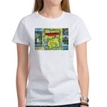 1940's City of Lakes and Parks Women's T-Shirt