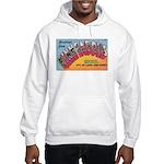 1950 Greetings from Minneapolis Hooded Sweatshirt