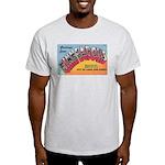 1950 Greetings from Minneapolis Light T-Shirt