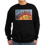 1950 Greetings from Minneapolis Sweatshirt (dark)