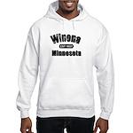 Winona Established 1857 Hooded Sweatshirt