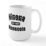 Winona Established 1857 Large Mug