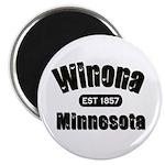 Winona Established 1857 Magnet