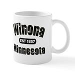 Winona Established 1857 Mug