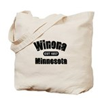 Winona Established 1857 Tote Bag