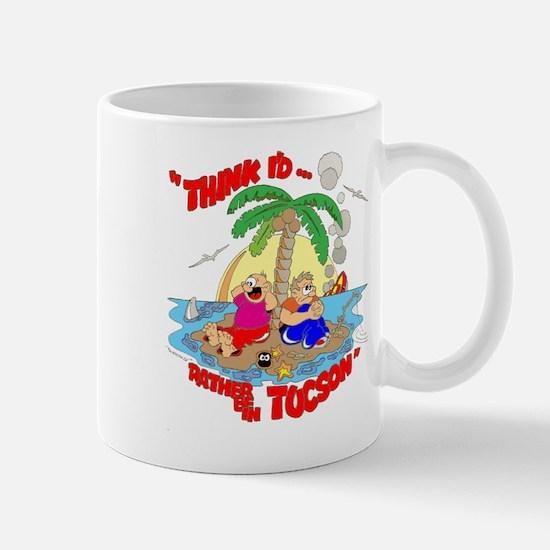 SHIPWRECKED Mug