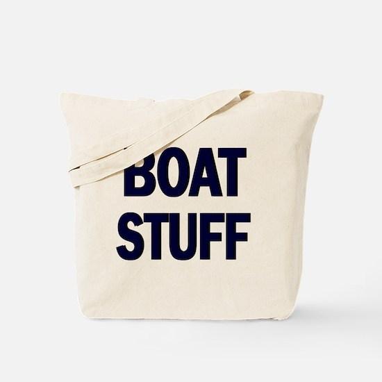 BOAT STUFF - Tote Bag