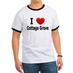 I Love Cottage Grove Ringer T