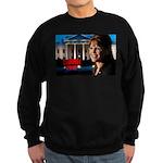 Sarah Palin 2012 Sweatshirt (dark)