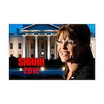 Sarah Palin 2012 Mini Poster Print