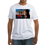 Sarah Palin 2012 Fitted T-Shirt