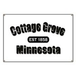 Cottage Grove Established 1858 Banner