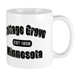 Cottage Grove Established 1858 Mug