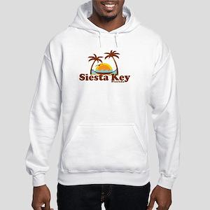Siesta Key FL Hooded Sweatshirt