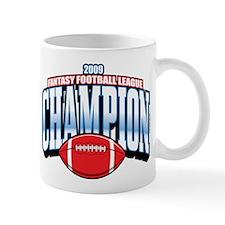 2009 Fantasy Football Champio Mug