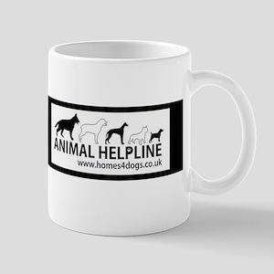 Animal Helpline Mug