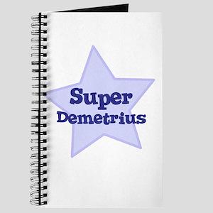 Super Demetrius Journal