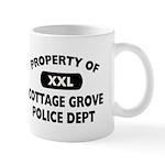 Property of Cottage Grove Police Dept Mug