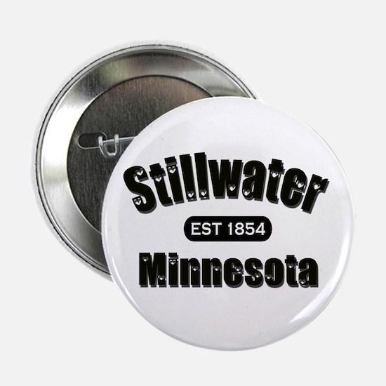 """Stillwater Established 1854 2.25"""" Button"""