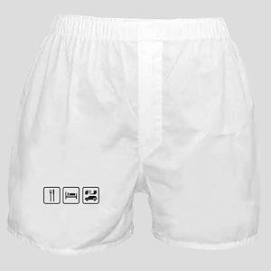 Eat sleep FJ! Boxer Shorts