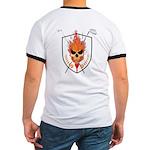 Skull Ringer T T-Shirt