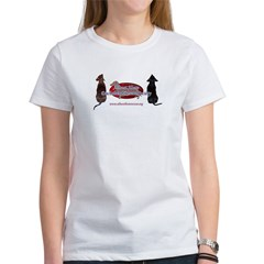 3 Dog AHDRS Logo Women's T-Shirt