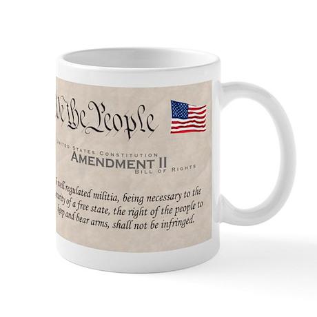 Amendment II Mug