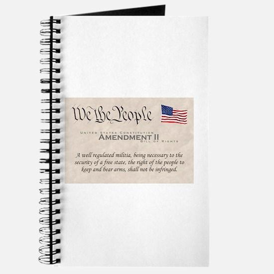 Amendment II Journal