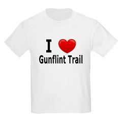 I Love the Gunflint Trail T-Shirt