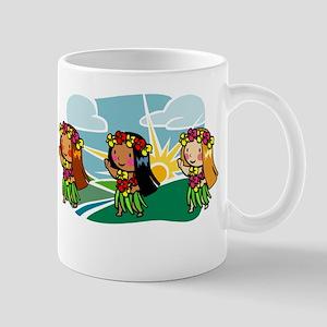 Sweet Hula Babes Mug