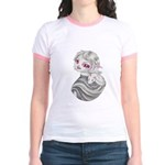 Faeries Jr. Ringer T-Shirt
