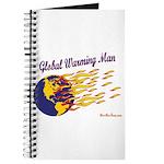 Global Warming Man Journal