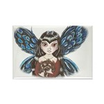 Faeries Rectangle Magnet (10 pack)