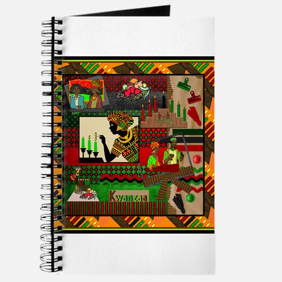 Cute Christmas family Journal