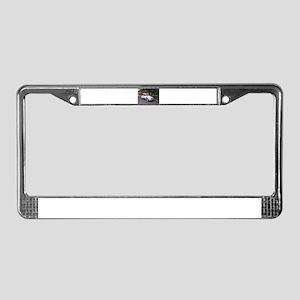 2CV License Plate Frame