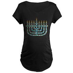 Funky Menorah T-Shirt