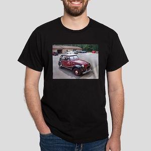 2CV Red Dark T-Shirt