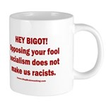 Fools for Socialism 20 oz Ceramic Mega Mug