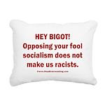 Fools for Socialism Rectangular Canvas Pillow