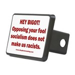 Fools for Socialism Rectangular Hitch Cover