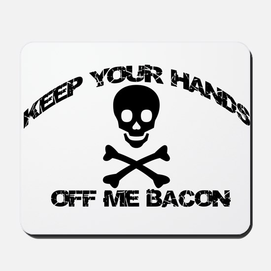 BACON PIRATE Mousepad