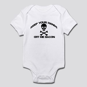 BACON PIRATE Infant Bodysuit