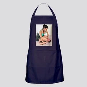 Domestic Male Cooking Apron