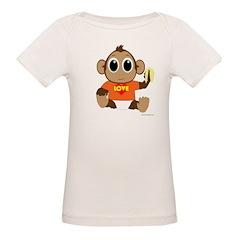 Love Monkey Tee