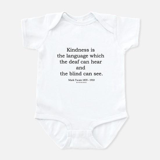 Mark Twain 6 Infant Bodysuit