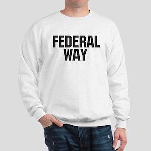 Federal Way, Washington Sweatshirt