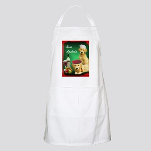 Golden Retriever Gifts BBQ Apron